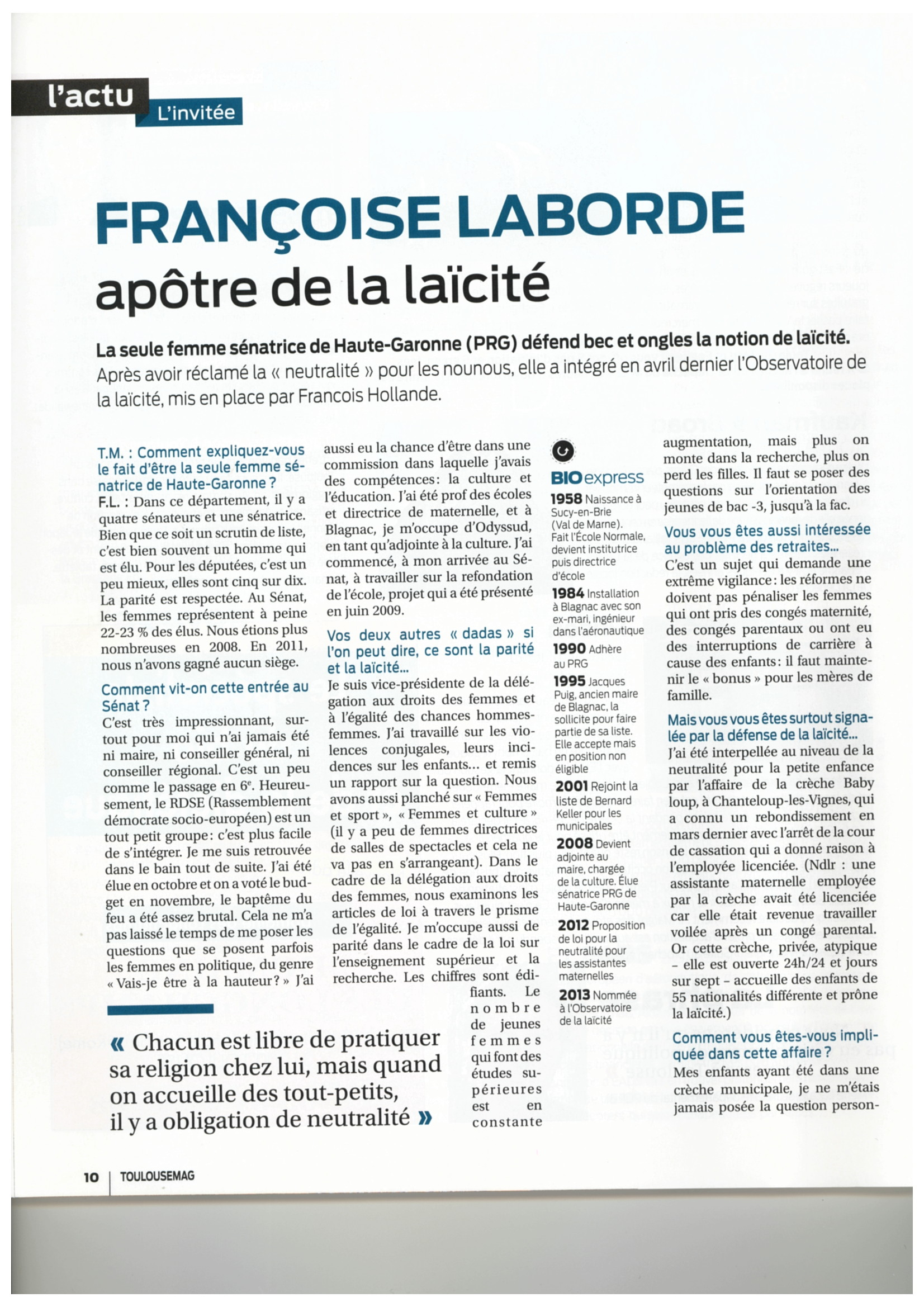 toulouse mag 1