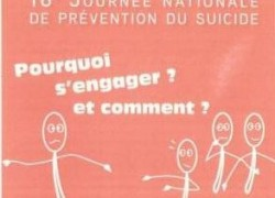 Journée  nationale de prévention du suicide