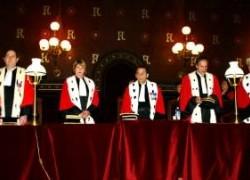 Jeudi 7 janvier 2010, audience solennelle de la cour d'appel de Toulouse