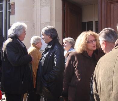 Samedi 6 mars 2010, Manifestation pour sauver La Mie Occitane