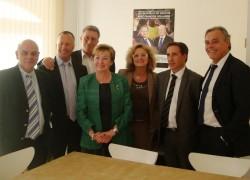 Rencontre avec Anne Marie Escoffier à Muret