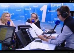 Interview Europe 1 sur les préconisations de la Commission d'Enquête
