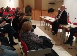Rencontre à la Communauté de Communes du Savès