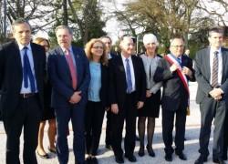 Inauguration de la Mairie et de la Médiathèque de Mondonville