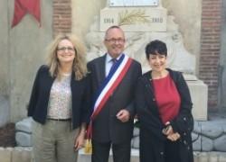 Commémoration du 18 juin à Mondonville
