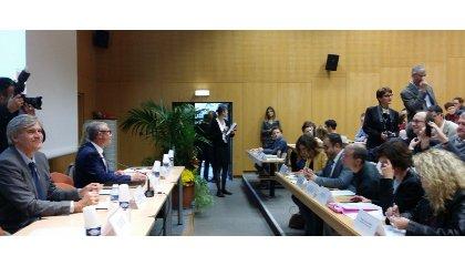 Visite Ministérielle à l'Ecole Nationale Vétérinaire de Toulouse