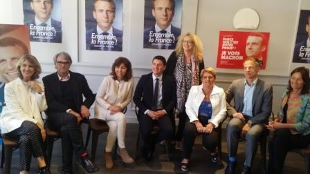 Félicitations aux députés LREM de Haute-Garonne