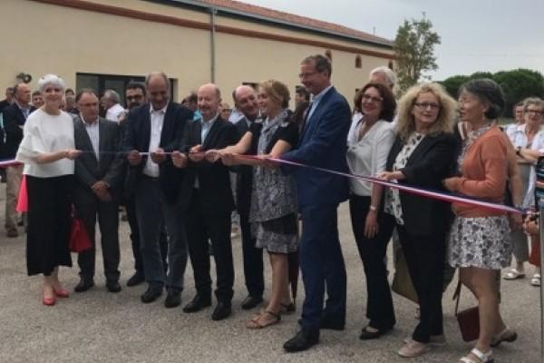 Inauguration de la Ferme rénovée de Pinot à Blagnac