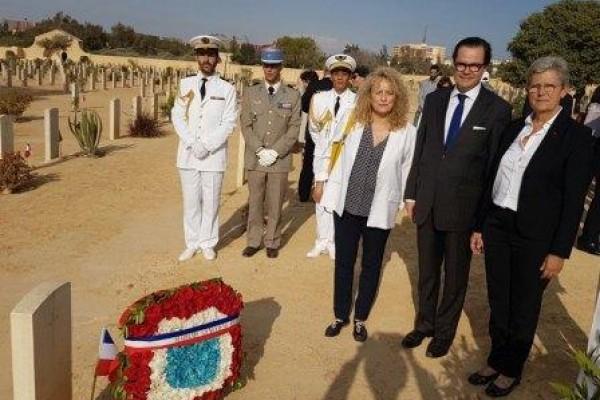 75ème anniversaire de la fin de la bataille d'El Alamein