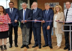 Inauguration de la MSAP de Val Aïgo