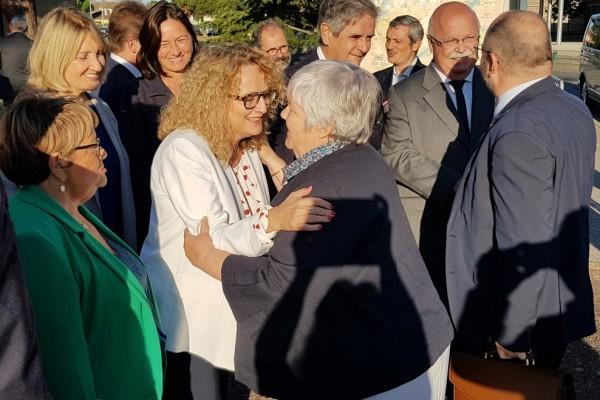 AG de l'AMF 31 en présence de Jacqueline Gourault