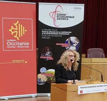 Ouverture du 3ème Forum AKOMCA