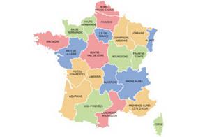 Loi de délimitation des Régions votée au Sénat