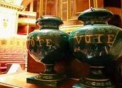 Vote du Sénat sur le texte Engagement et Proximité de l'action publique