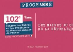102ème Congrès des Maires de France