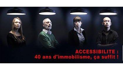 Rencontre avec le Collectif régional pour une France accessible à tous