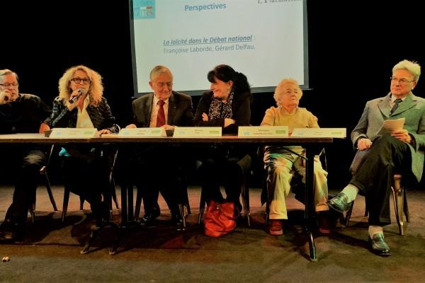 Débats laïques - le 30 mars 2019 au Lucernaire