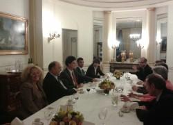 Groupe Parlementaire d'Amitié  France Irlande - 1er semestre 2013
