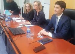 Formation ENA CISAP sur la fonction repésentative du Parlement