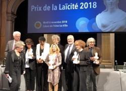 Prix de la Laïcité 2018