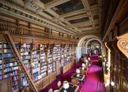 Mission sur les bibliothèques et les mediathèques