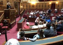Début de l'examen du projet de loi asile et immigration au Sénat