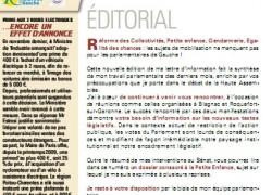 N°02 - Juillet 2010 - news F. Laborde