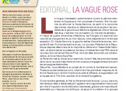 N°07 - juillet 2012 - news F. Laborde