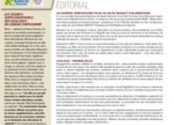 N°01 - Octobre 2009 - news F. Laborde