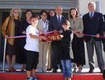 lundi 13 septembre 2010, Inauguration du centre de loisirs municipal de Fenouillet