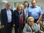 Visite à l'Association Marie-Louise